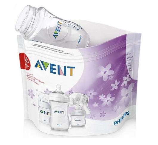 Saquinhos para esterilizar Avent