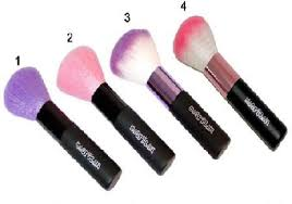 Pincel Macrilan Blush ou Pó Facial Macrilan - Cores variadas KP1-7C
