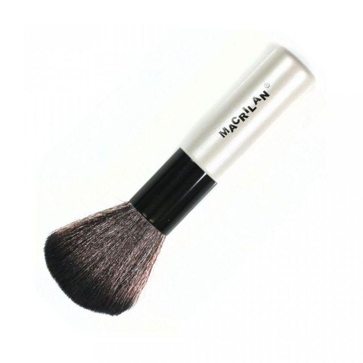Pincel Macrilan para aplicar pó ou blush - Macrilan KP1-7T