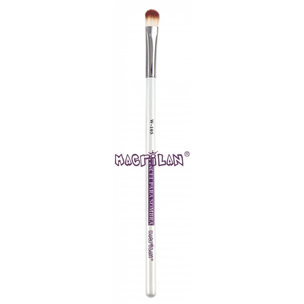 Pincel Macrilan W105 para Sombra - Macrilan Qualidade Profissional