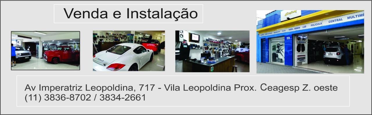 loja de acessórios automotivo vila leopoldina lapa jaguare