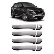 Aplique Maçanetas Hyundai Creta - Cromado