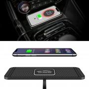 Carregador Sem Fio Indução Wireless Automotivo - Universal Console