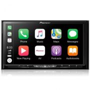 Central Multimidia Pioneer AVH-Z 9280TV -GPS Waze Car play / AndroiAuto - Wi-fi sem Fio - Tela 7 Pol TV Digital - Bluetooth Entr. USB  Leitor DVD/CD Frente Destac + Camera de ré