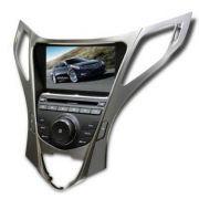 Central Multimídia Hyundai Azera 2012 2013 2014 2015 2016 Com DVD GPS Mapa Bluetooth MP3 USB Ipod SD Card Câmera Ré Grátis