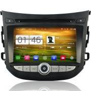 Central Multimidia Hyundai HB20 2012 á 2019 S170 - Android + Camera de ré -  Espelhamento DVD GPS Mapa Bluetooth MP3 USB Ipod SD Card Câmera Ré Grátiis