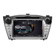Central Multimidia Hyundai IX35 WINCA RL SERIES - Android + Camera de ré -  Espelhamento DVD GPS Mapa Bluetooth MP3 USB Ipod SD Card Câmera Ré Grátis