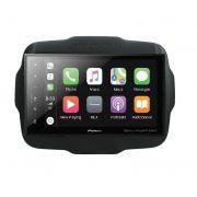 Central Multimidia Renegade 8 polegadas  - Pioneer DMHZS-8280TV+ Moldura 2 Din - CarPlay AndroidAuto -  Câmera de Ré Grátis- 8280