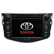 Central Multimidia Toyota Corolla 2009 2010 2011 2012 2013 2014 Com DVD GPS Mapa Bluetooth MP3 USB Ipod SD Card Câmera Ré Grátis - Winca