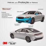 PPF Película para Proteção de Pintura 3M™ Scotchgard™ PRO Series - kit Bronze  - Retrovisor + Farois + Concha Maçaneta + Para-Choque Diant