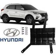 Protetor Carter Hyundai Creta 2016 a 2021 - Peito de Aço