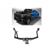 Engate para reboque Fiat Strada 2021- Cabine Dupla e Simpes