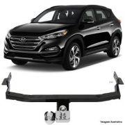 Engate para reboque Hyundai New Tucson 2017 2020