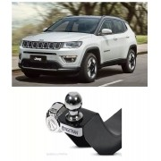 Engate para reboque Jeep Compass 2017 2020 - 500 KG