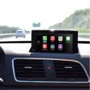 Interface Carplay multimídia Audi A3 A4 A5 Q3 Q5 Q7 -  Carplay / AndroidAuto