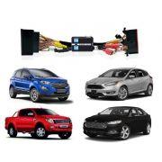 Interface Desbloqueio de Tela Ford Ecosport 2018 a 2020 Ranger Fusion Focus - Faaftech FT-VF-FRD3