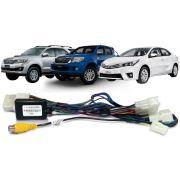 Interface Desbloqueio de Tela Toyota Corolla 2015  á 2019 - Hilux 2014 2020 - Hilux SW4 2014 2020 - Etios 2016-2020 Faaftech