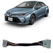 Interface Desbloqueio de Tela Toyota Corolla 2020 2021 - Faaftech
