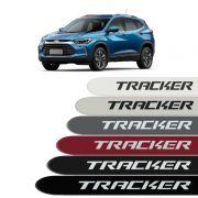 Jogo Friso Lateral Pintado Gm Tracker 2015 á 2021 - Cor Original