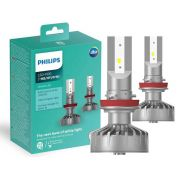 Kit Lampada Led Automotiva Ultra PHILIPS Ultinon Encaixe H11 H7 HB4