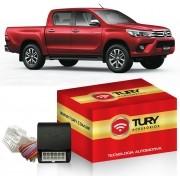 Módulo Subida de Vidro Toyota Hilux ( SR SRV ) 2016 á 2020 Tury Com Anti - esmagamento