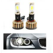 Par Lâmpada Ultra LED - 6000K - Sistema Cam Bus 7200 lumes -  Compativel Bmw / Mercedes  / Jeep Renegade / Jetta / Passat