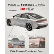 PPF Película para Proteção de Pintura 3M™ Scotchgard™ PRO Series - kit Express - Canto de Portas + Concha Maçaneta