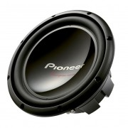 Subwoofer Pioneer 12´ TS-W309D4 - Bobina Dupla - 4 Ohms - 400 wts RMS