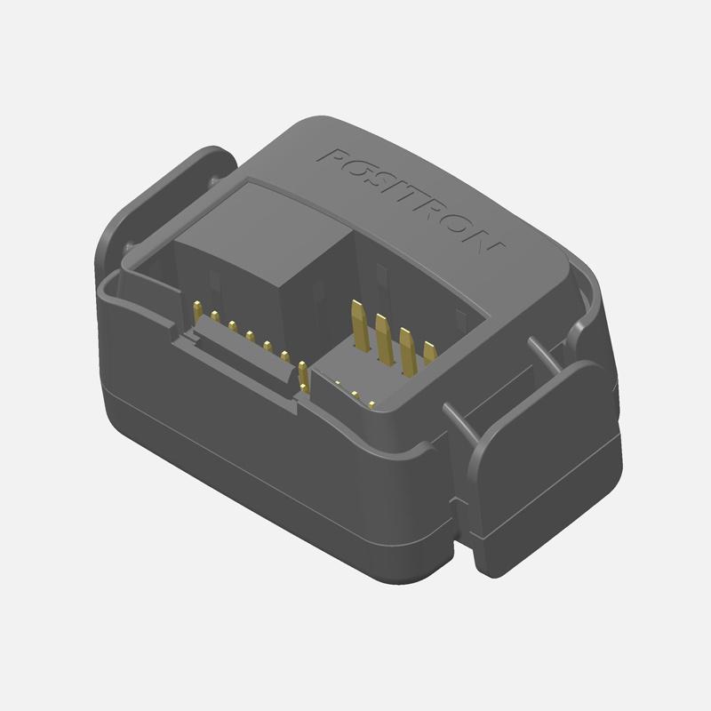 Alarme Positron Exact  -  2 Controles - Sensor Ultrassom