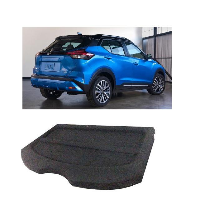 Bagagito Tampão Porta Malas Nissan Kicks - Modelo Original em Fibra 2017 a 2022