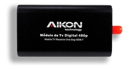 Box Sintonizador e Receptor TV Digital 1 SEG - 480px Aikon / Winca