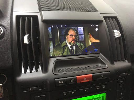 Central multimidia Land Rover Freelander 2 Pioneer DMH-ZS5280TV - CarPlay, Android Auto, camera de ré Bluetooth Youtube -