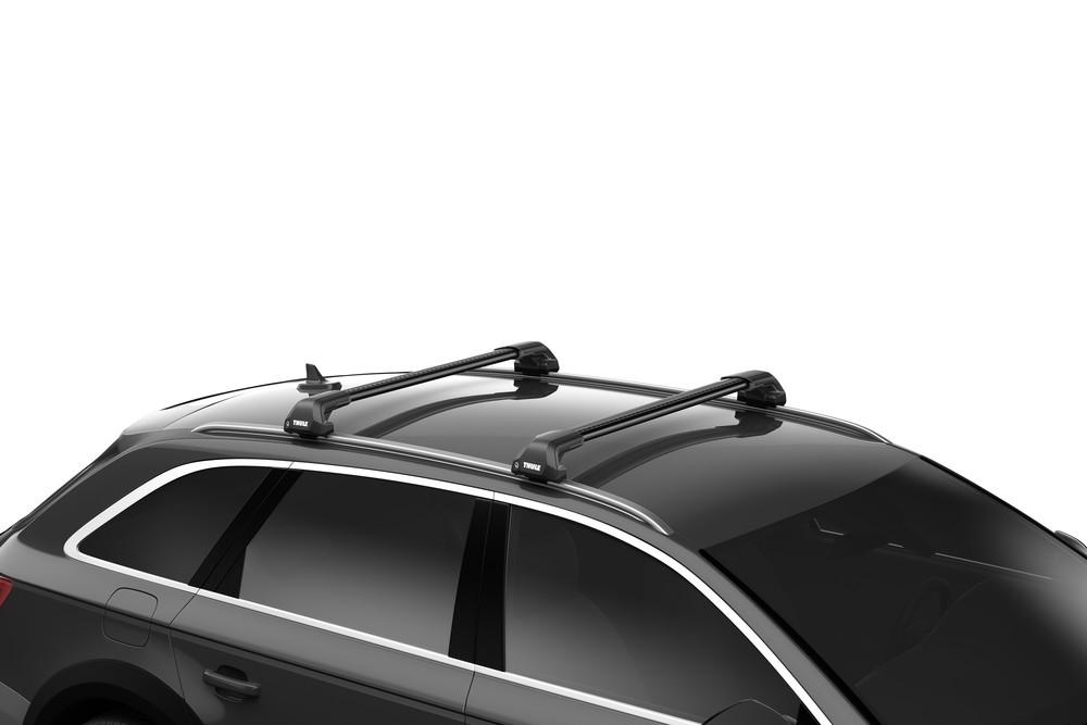 Rack Thule WingBar Edge Ponto Fixação / Longarina - Aluminio
