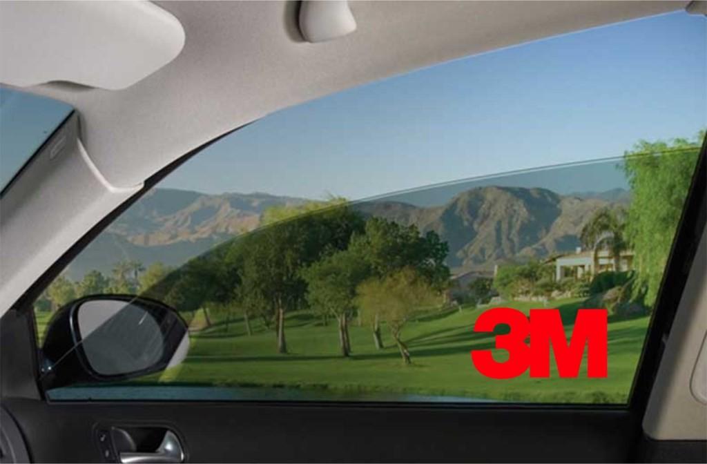 Película Automotiva 3M - CS Color Stable G20 - poliester de nano-carbono - bloqueiam até 99% dos raios UV prejudiciais, melhor Conforto Visula  - Veiculo Compacto / Sedan Medio