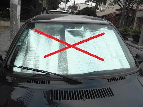 Película PARA-BRISAS  Proteção Solar - UVB 99% NX IR Crystal Blue 75% - Linha Profissional