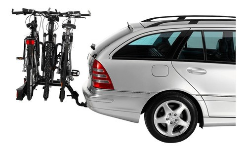 Transbike Suporte Thule RideOn 9503 para Engate 3 Bicicletas