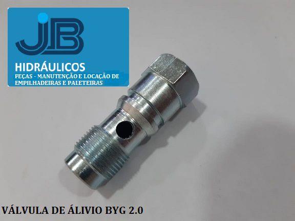 VALVULA DE ALIVIO BYG 2.0