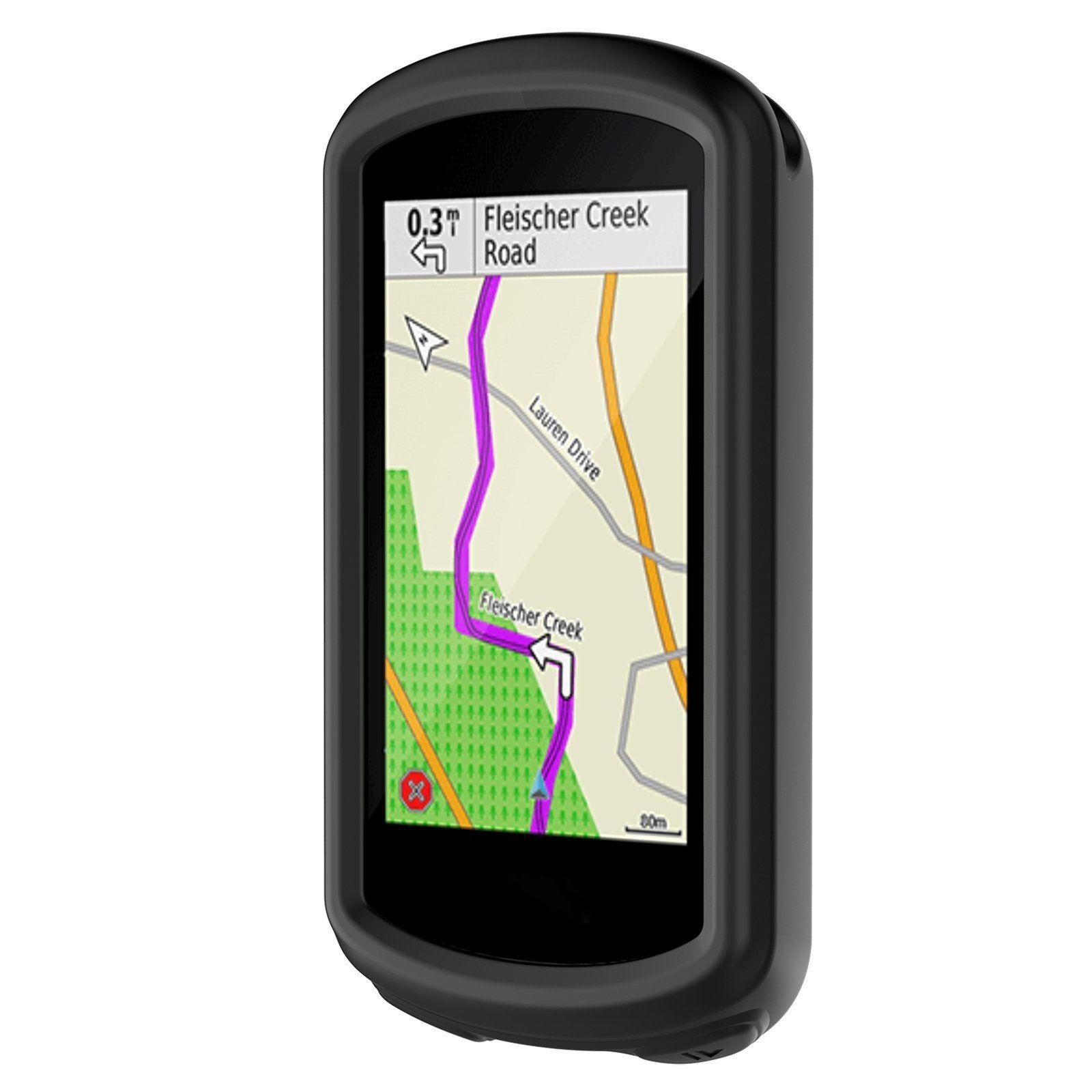 Capa de Silicone para GPS Garmin Edge 1030 Brinde Pelicula