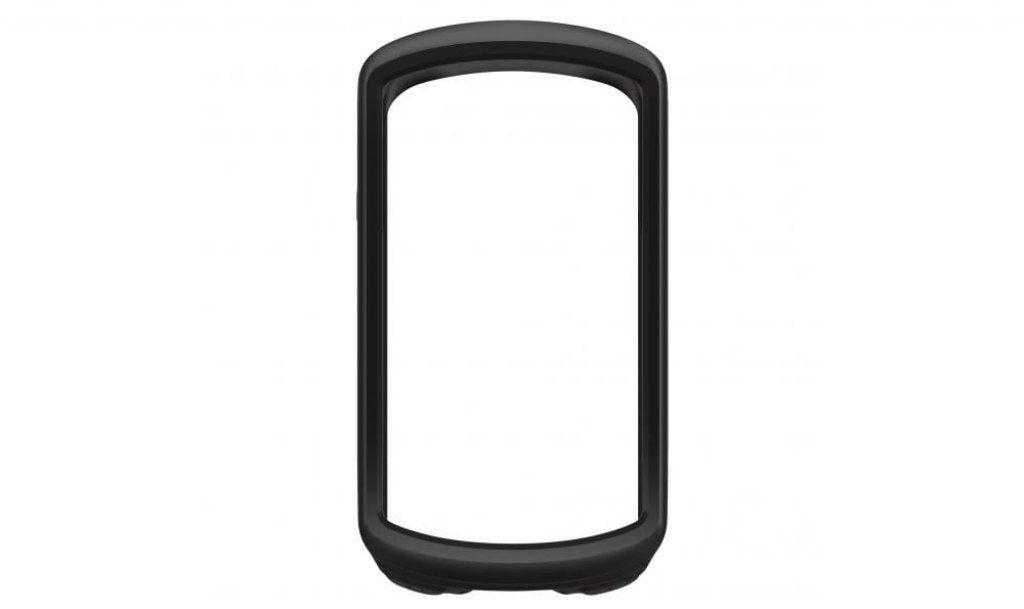 Capa de Silicone Preta para GPS Garmin Edge 1030