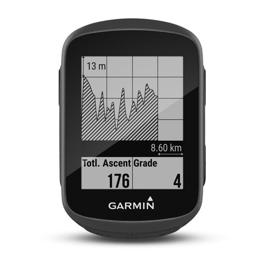 Gps Garmin Edge 130 Bundle com Notificações Inteligentes Autorizada Garmin 010-01913-06