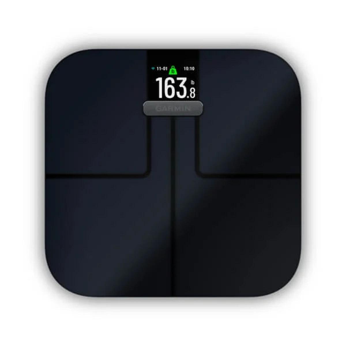Garmin Balança Digital Inteligente C/ Bluetooth Ant+ S2 Preta 010-02294-12