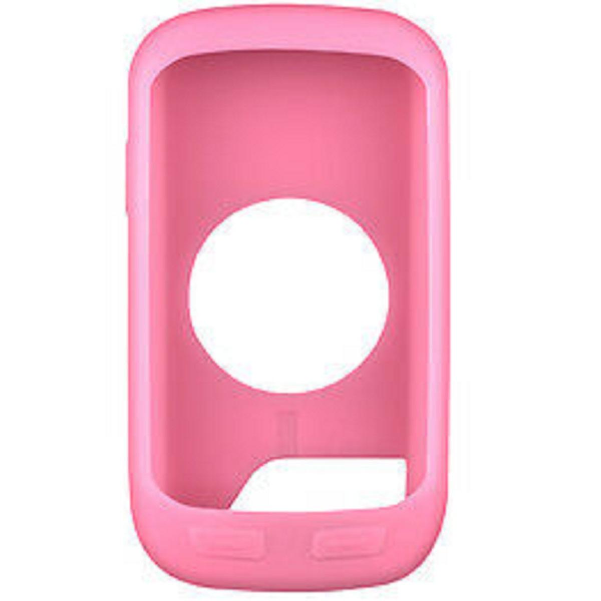 Garmin Capa de Silicone Edge 1000 Rosa - 010-12026-06