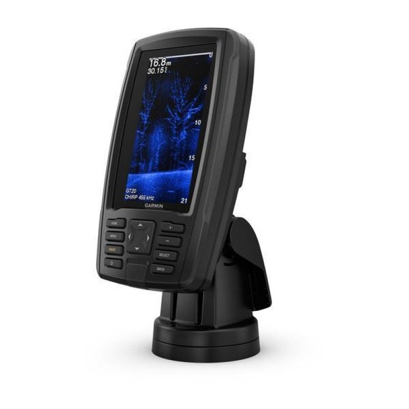 Gps Sonar Garmin Echomap 42CV Plus com Transdutor 010-01884-01 Autorizada Garmin