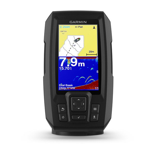 Garmin Gps Sonar Striker 4 Plus  010-01870-01