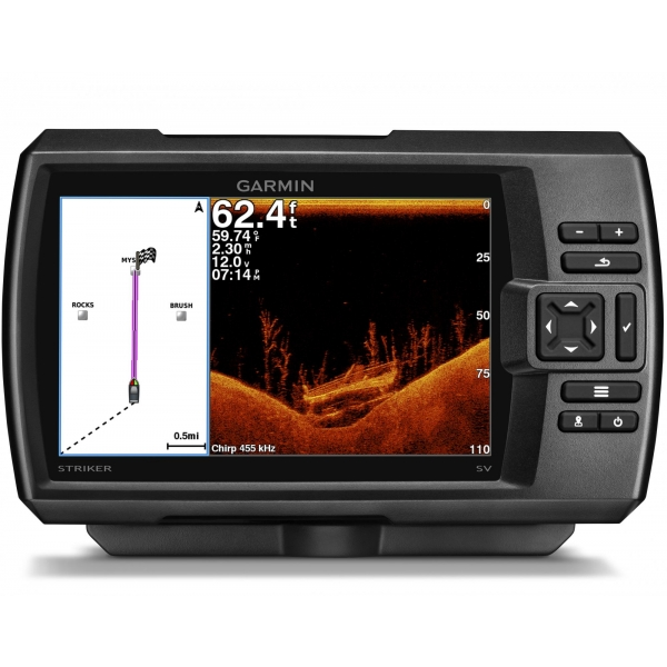 Gps Sonar Garmin Striker 7dv