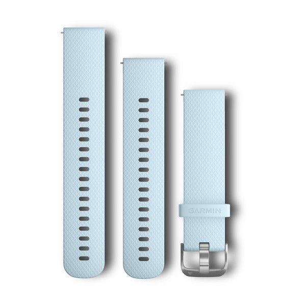 Garmin Kit Pulseira Azul Claro para Forerunner 245 e 645 e VivoActive 010-12561-01