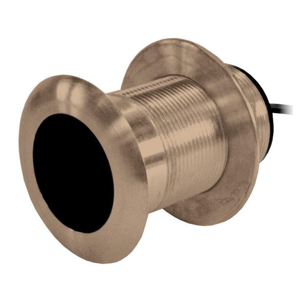 Garmin Transdutor de Bronze para Montagem Através do Casco Airmar B117 - 8 Pinos - 010-10182-21