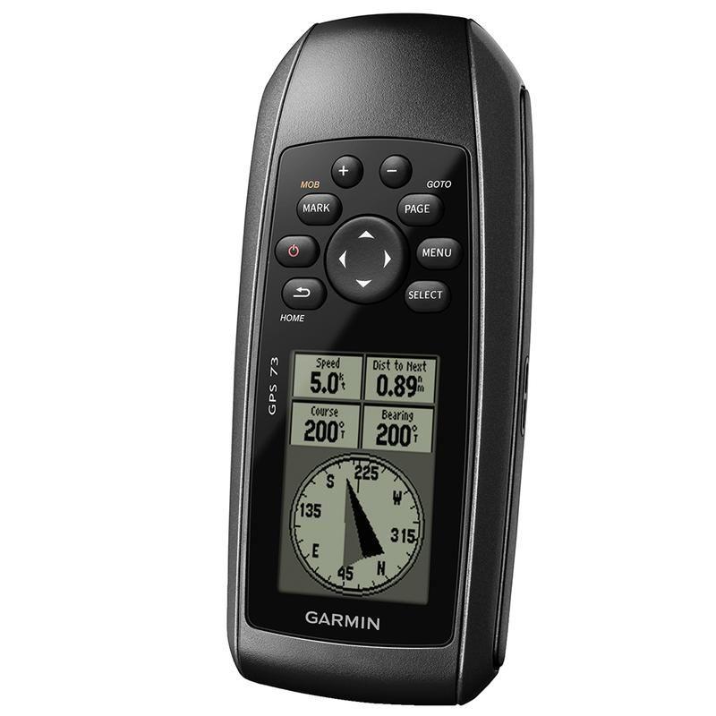 GPS Nautico Garmin GPS 73  010-01504-00