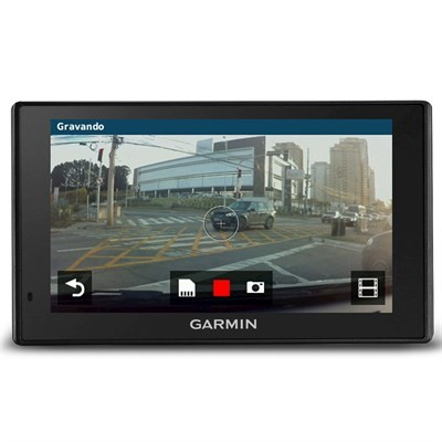 Gps Garmin Autodrive Assist 50LM Tela de 5 Polegadas