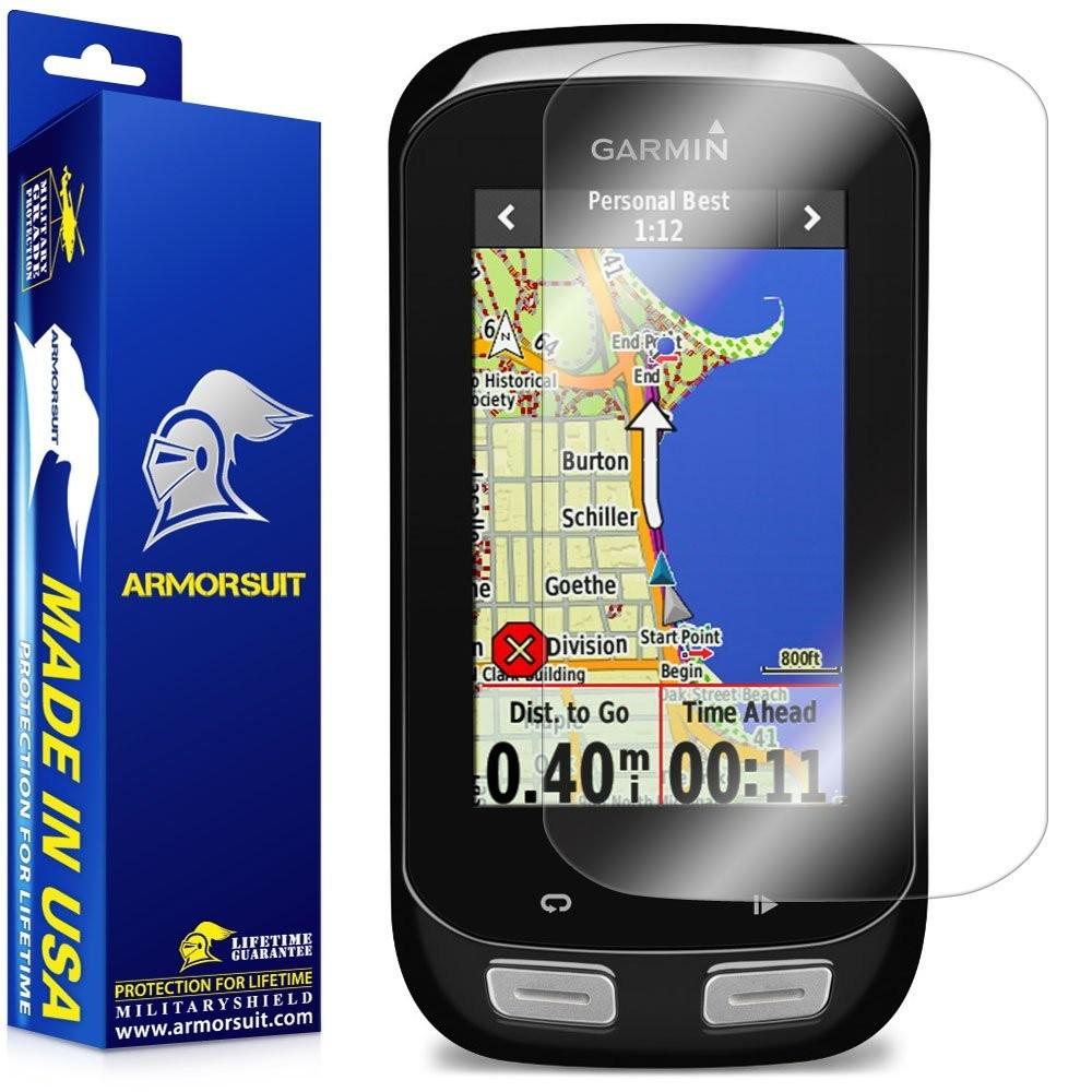 Gps Garmin Edge 1000 bundle Brindes 1 Cartao Microsd com Mapa Rodoviario + Topografico Capa de silicone e Pelicula